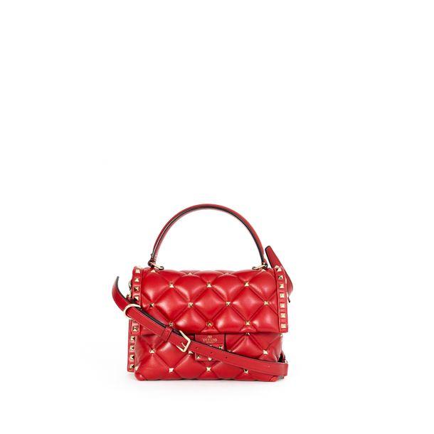 Bolsa-Valentino-Candystud-Vermelha