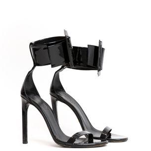 Sandalia-Gucci-Tornozeleira-Preta