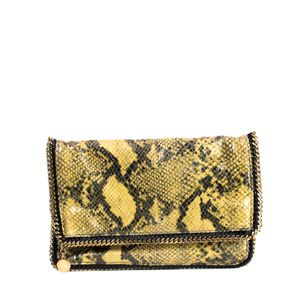 Clutch-Stella-McCartney-Falabella-Amarela