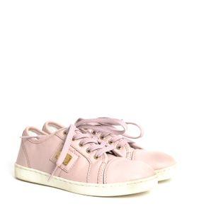 Tenis-Dolce---Gabbana-Couro-Rosa
