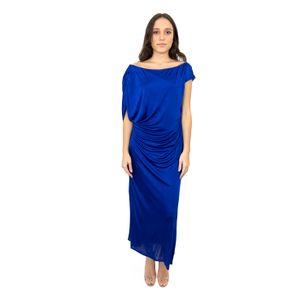 61516-Vestido-Roberto-Cavalli-Longo-Azul-1