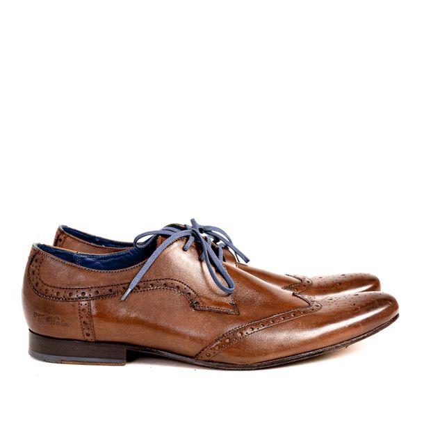 Sapato-Social-Ted-Baker-Couro-Marrom