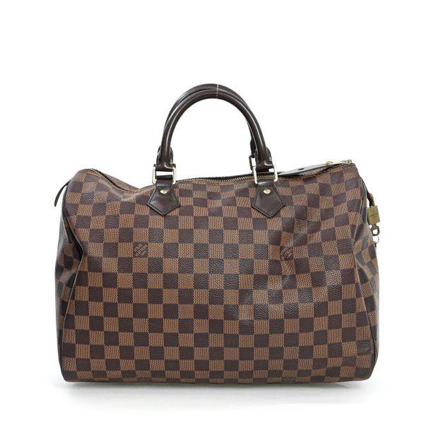 Bolsa-Louis-Vuitton-Speedy-35-Damier-Ebene