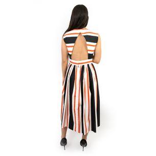 Vestido-Dolce---Gabbana-Listras