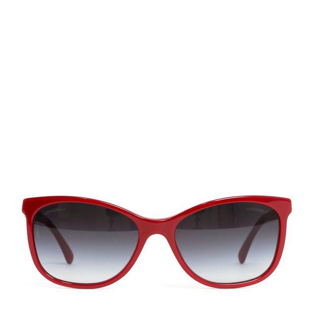 62559-Oculos-Chanel-Acetato-Vermelho-1