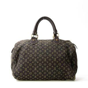 Bolsa-Louis-Vuitton-Speedy-Monograma-Idylle-Fusain