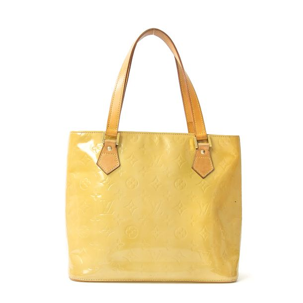Bolsa-Louis-Vuitton-Verniz-Amarela