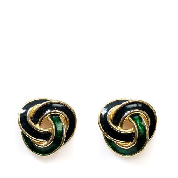 Brinco-de-Pressao-Vintage-Elos-Verde