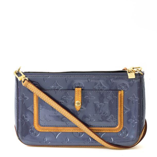 Bolsa-Louis-Vuitton-Verniz-Azul