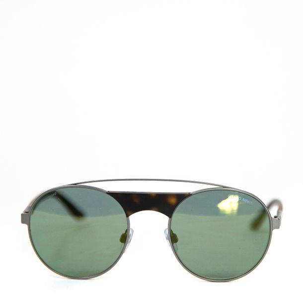 Oculos-Giorgio-Armani-Round-Metal