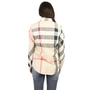 Camisa-Burberry-House-Check-Feminina
