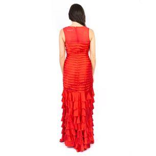 Vestido-Fause-Hauten-Longo-Vermelho
