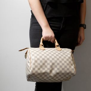 Bolsa-Louis-Vuitton-Speedy-30-Damier-Azur