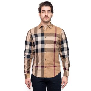 Camisa-Burberry-House-Check