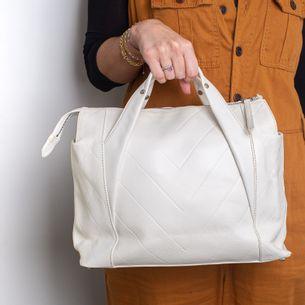 Bolsa-Chanel-Tote-Couro-Branco