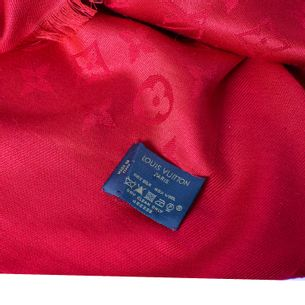 Lenco-Louis-Vuitton-Vermelho