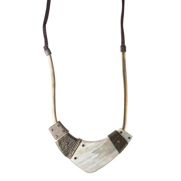Colar-Lanvin-Metal-Osso-Dourado