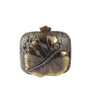 Menudiere-Lanvin-Folha-Bronze