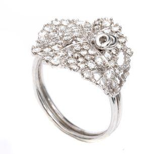 Anel-H.Stern-Giverny-Ouro-Branco-com-Diamantes