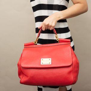 Bolsa-Dolce---Gabbana-Miss-Sicily-Vermelho