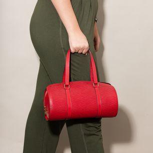 Bolsa-Louis-Vuitton-Jasmin-Epi-Vermelho