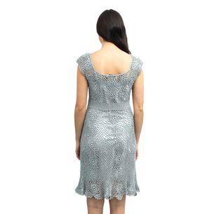 Vestido-Patricia-Mota-Croche-Prateado