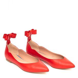 Sapatilha-Red-Valentino-Vermelha