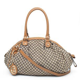 Bolsa-Gucci-Jacquard-Diamante
