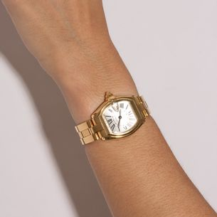 Relogio-Cartier-Roadster-Ouro-18k