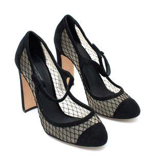 Sapato-Dolce---Gabbana-Telinha-e-Camurca-Preto