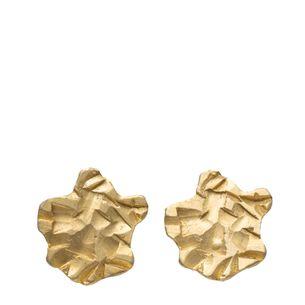 Brinco-Vintage-Dourado-Fosco