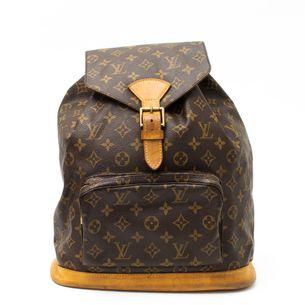 Mochila-Louis-Vuitton-Bosphore-Monograma