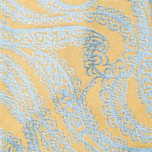 Gravata-Christian-Dior-Azul-e-Dourada