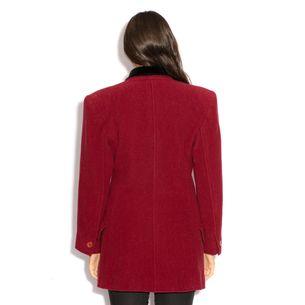 Casaco-Gucci-Vermelho-Vintage