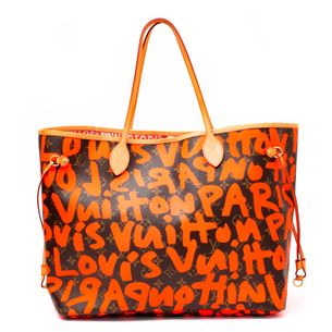 63359-Bolsa-Louis-Vuitton-Neverfull-Graffiti-Laranja-1