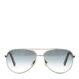 Oculos-Louis-Vuitton-Prateado