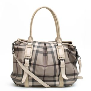Bolsa-Burberry-Smoked-Check