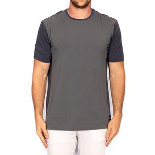 Camiseta-Armani-Collezione-Cinza