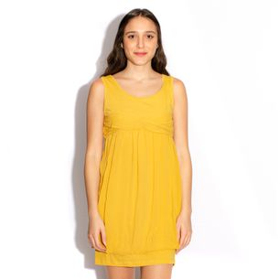 Vestido-See-by-Chloe-Mostarda