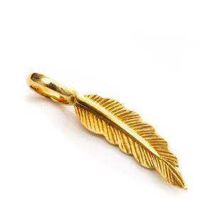 Pingente-Vivara-Pena-Ouro-Amarelo