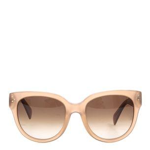 Oculos-Celine-Acetato-Marrom-Claro