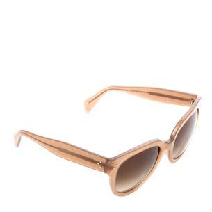 63448-Oculos-Celine-Acetato-Marrom-Claro-verso