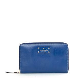 Carteira-de-Viagem-Kate-Spade-Couro-Azul