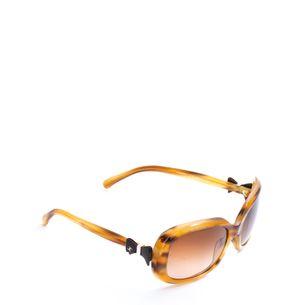 Oculos-Chanel-Marmorizado-Dourado
