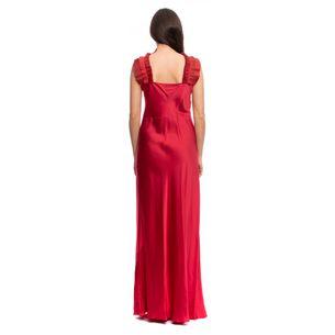 Vestido-Gloria-Coelho-Vermelho-Longo
