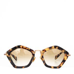 Oculos-Miu-Miu-Noir-MU10NS-Tartaruga