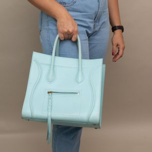 Bolsa-Celine-Phanton-Couro-Azul