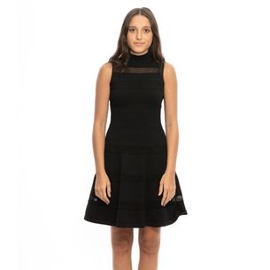 Vestido-Kate-Spade-Tricot-Preto