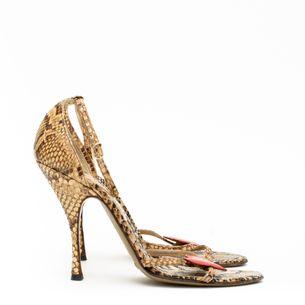 Sandalia-Dolce-Gabbana-Phyton-Coracao