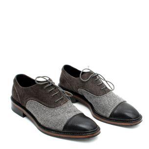 Sapato-Oxford-Lanvin-Couro-La-e-Camurca-Cinza